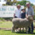 Natasha and Lachlan Wells with Michael Green,