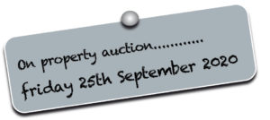 auction 2020 Friday 25th September